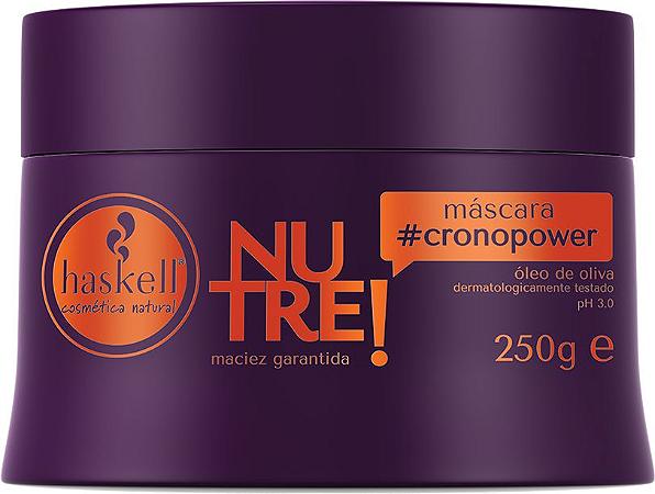HASKELL #CronoPower Máscara Capilar Nutre! 250g