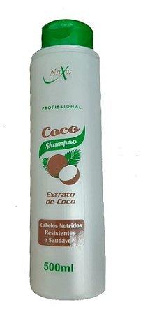 NAXOS Coco Shampoo 500g