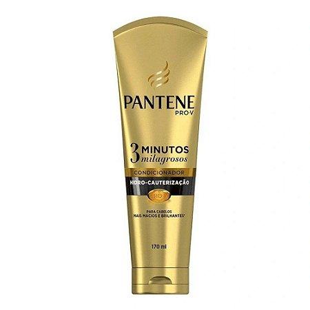 PANTENE 3 Minutos Milagrosos Condicionador Hidro-cauterização 170ml