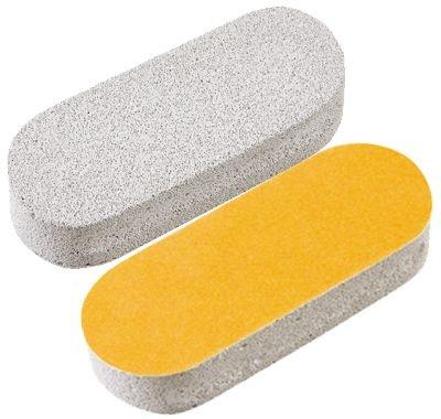 SANTA CLARA Pedra Pomes Anatômica com Lixa 1un (375)