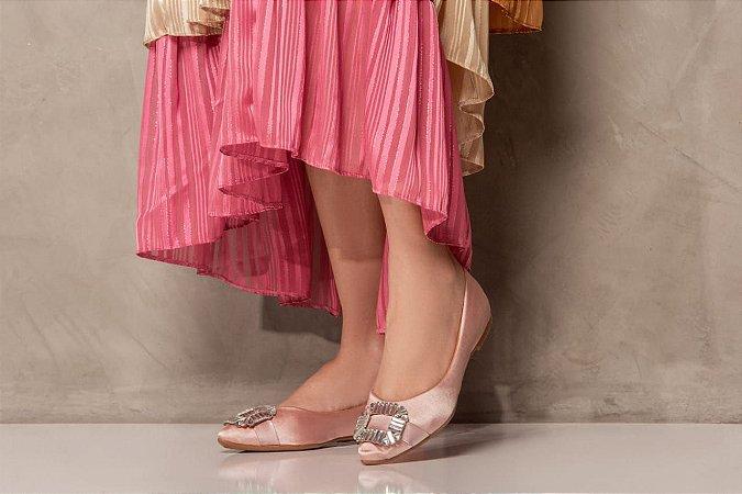 Sapatilha de Moda Feminina Velleza R-802