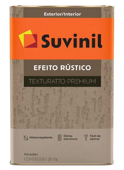 Suvinil Revestimento Textura Rústico 30KG