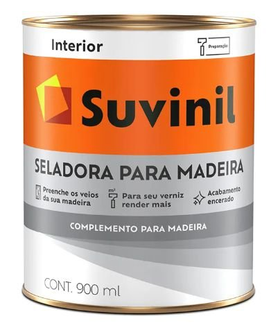Suvinil Seladora para Madeira 900ml