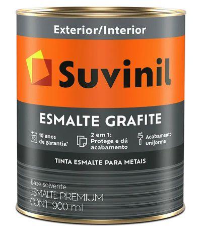 Suvinil Esmalte Grafite 900ml