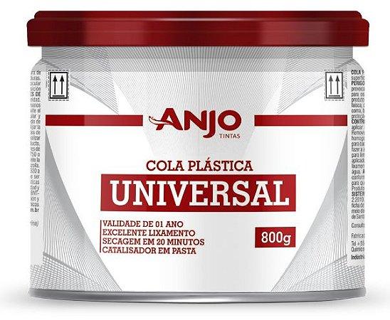 Anjo Cola Plástica Universal 800g