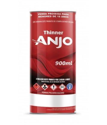 Anjo Thinner 2750 900ml