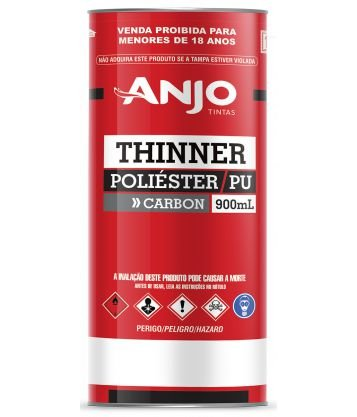 Anjo Thinner PU Carbon TH 5003 900ml