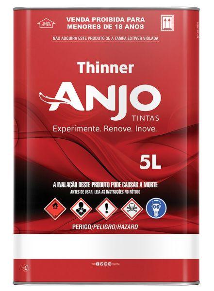 Anjo Thinner 2900 5 Litros