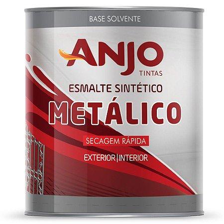 Anjo Esmalte Sintético Metálico 900ml