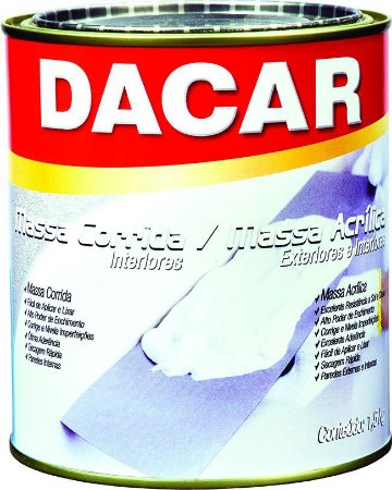 Dacar Massa Acrílica 28 KG