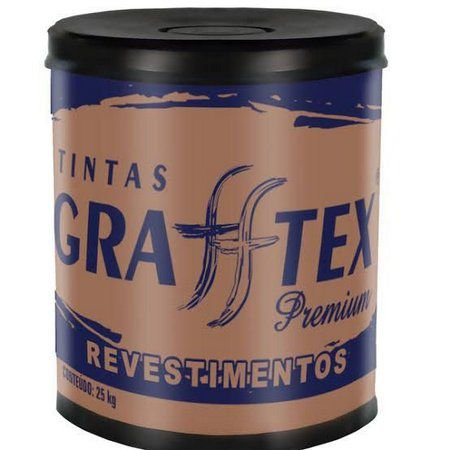 Grafftex Grafiato Revestimento Branco 28 Kg
