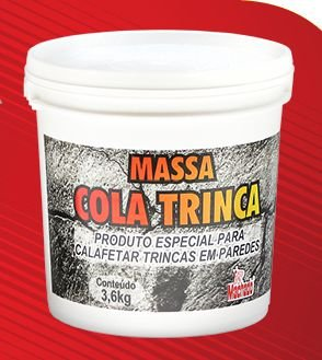 Machado Massa Cola Trinca 1,5 Kg