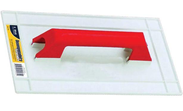 Desempenadeira Plástica para Textura Atlas