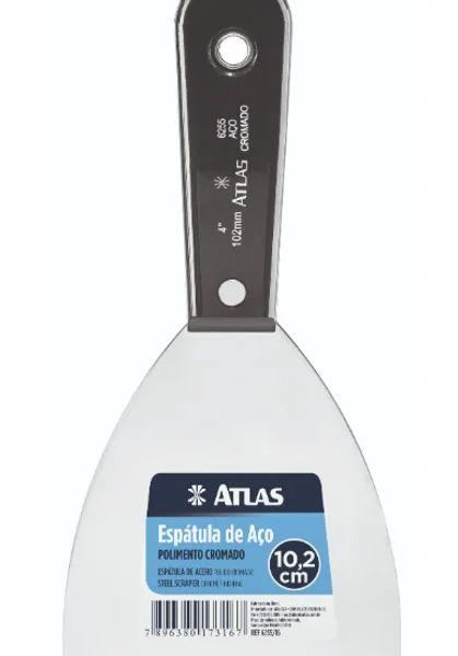 Espátula Aço Polida 3,8 cm Atlas