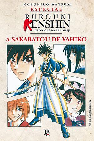 A Sakabatou de Yahiko - Pré-venda