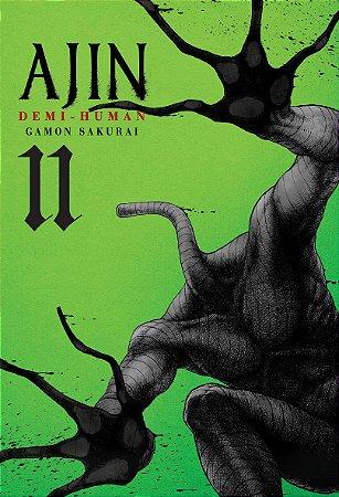 Ajin Vol. 11 - Pré-venda