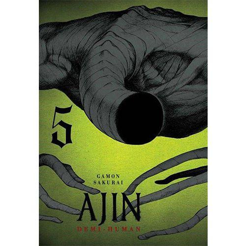 Ajin Vol. 5 - Pré-venda