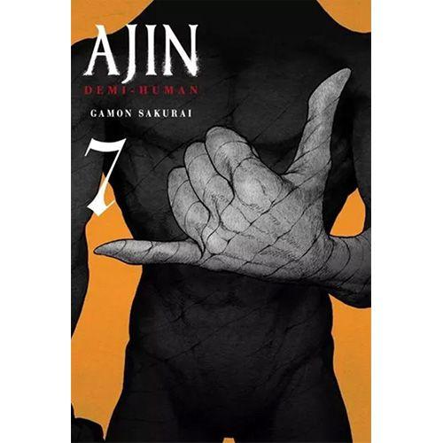 Ajin Vol. 7 - Pré-venda