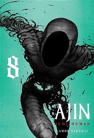 Ajin Vol. 8 - Pré-venda