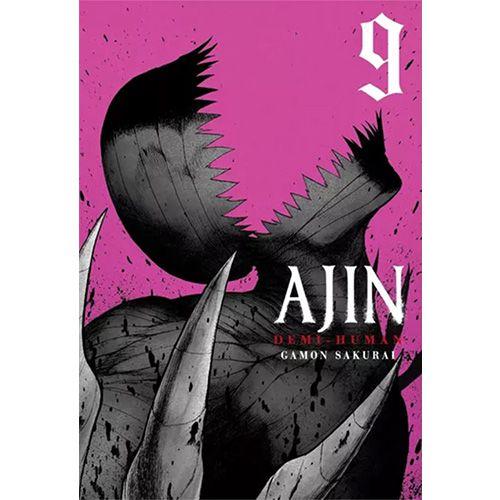 Ajin Vol. 9 - Pré-venda