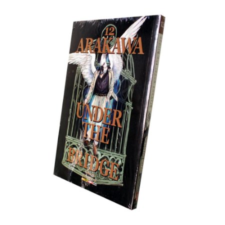 Arakawa Under the Bridge Vol. 12