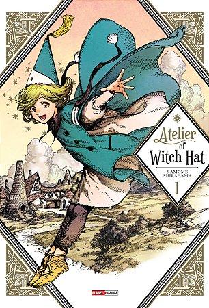 Atelier of Witch Hat Vol.1 - Pré-venda