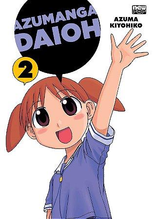 Azumanga Daioh Vol. 2