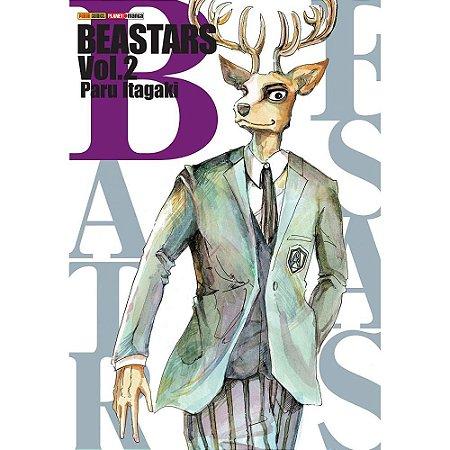 Beastars Vol. 2 - Pré-venda