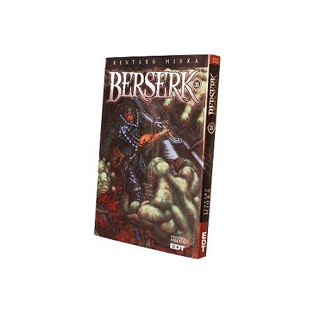 Berserk Vol. 35 - edt (espanhol)