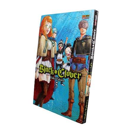 Black Clover Vol. 5  - Pré-venda