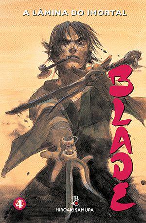 Blade - A Lâmina do Imortal Vol. 4 - Pré-venda