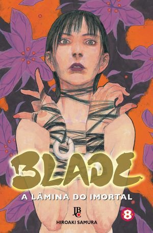 Blade - A Lâmina do Imortal Vol. 8 - Pré-venda