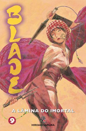 Blade - A Lâmina do Imortal Vol. 9 - Pré-venda