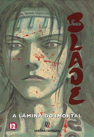 Blade - A Lâmina do Imortal Vol. 12 - Pré-venda