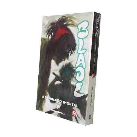 Blade - A Lâmina do Imortal Vol. 13 - Pré-venda