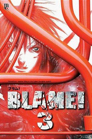 Blame! Vol. 3 - Pré-venda