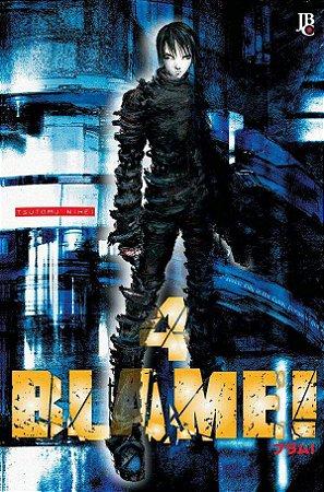 Blame! Vol. 4 - Pré-venda