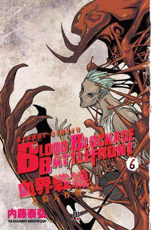 Blood Blockade Battlefront Vol. 6 - Pré-venda