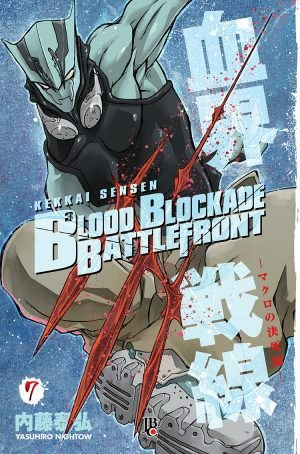 Blood Blockade Battlefront Vol. 7 - Pré-venda