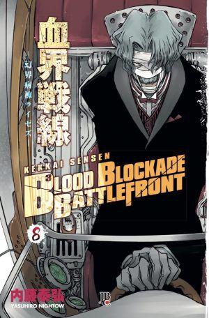 Blood Blockade Battlefront Vol. 8 - Pré-venda