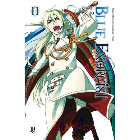 Blue Exorcist Vol. 11 - Pré-venda