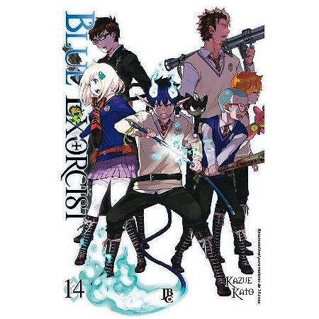 Blue Exorcist Vol. 14 - Pré-venda