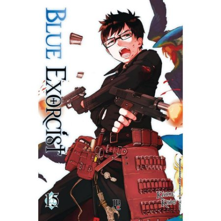 Blue Exorcist Vol. 15 - Pré-venda