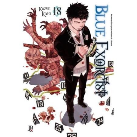 Blue Exorcist Vol. 18 - Pré-venda