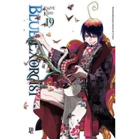 Blue Exorcist Vol. 19 - Pré-venda