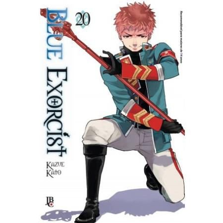 Blue Exorcist Vol. 20 - Pré-venda