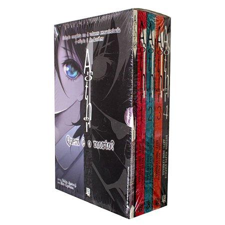 Box Another Vol. 1 A 4 + especial - Pré-venda