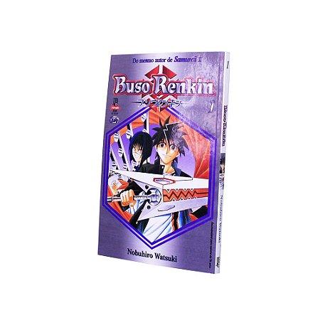 Buso Renkin Vol. 1