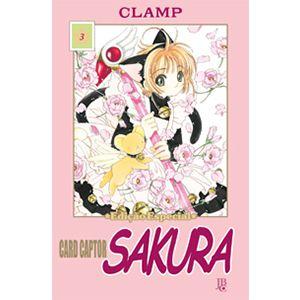 Card Captors Sakura Vol. 3 - Pré-venda