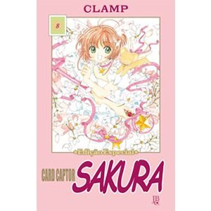 Card Captors Sakura Vol. 8 - Pré-venda